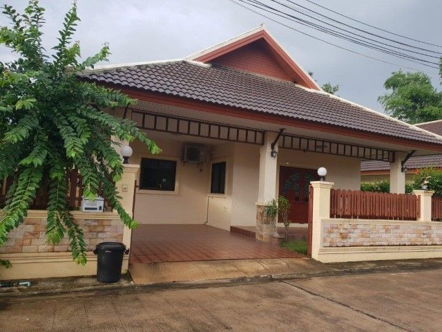 rose land & house house for rent in East Pattaya