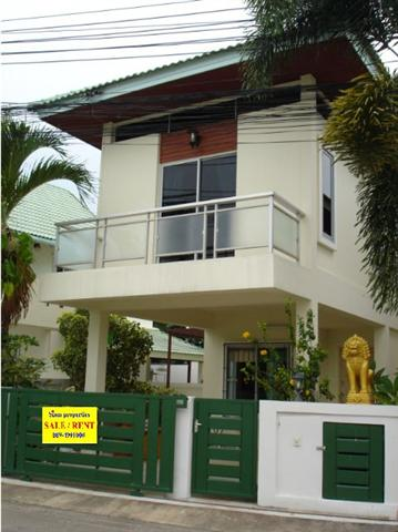 House for sale - House - Pattaya East - Soi Siam Country Club
