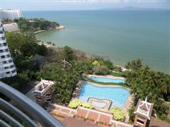 royal cliff condo zu vermieten In Pratumnak Pattaya