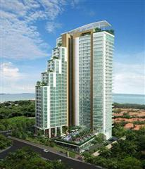 the peak towers condominiums  in Pratumnak