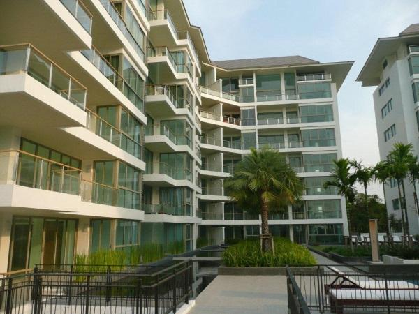 the sanctuary Condominiums to rent in Wong Amat Pattaya