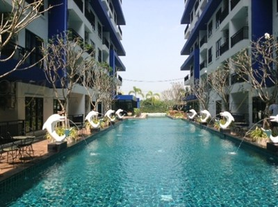 The Blue Residence - Condominium - Pattaya East - East Pattaya