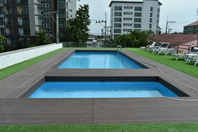 The Mountain - Condominium - Pattaya East - Khao Talo