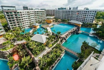 Laguna Beach Resort 3 (The Maldives) - Condominium - Jomtien - Jomtien