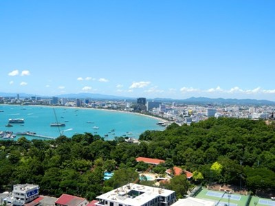 The Cliff Cozy Beach - Condominium - Pratumnak Hill - Pratamnak Hill, Pattaya, Chon Buri