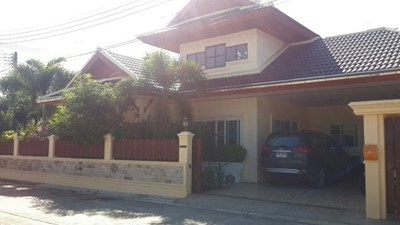 Rose Land and House - House - Pattaya East - East Pattaya