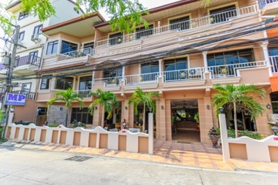 MP Mansion Residence - Commercial - Jomtien - Thappraya Soi 15