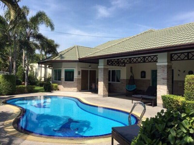 Greenfield 3 Perfect Family Home - House - Pattaya East - Soi Siam Country Club