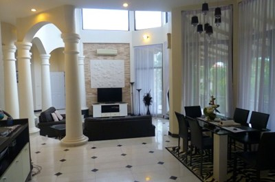 Paradise Villa 1 - House - Pattaya East - East Pattaya