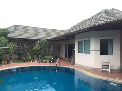 Green field 3 - House - Pattaya East - Soi Siam Country Club