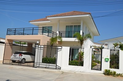 Quality Family Home - House - Pattaya East - East Pattaya
