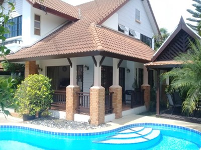 Central Park 4 - House - Pattaya East - East Pattaya