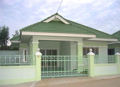 Brand new House for Rent - House - Nong Pla Lai - Nongplalai