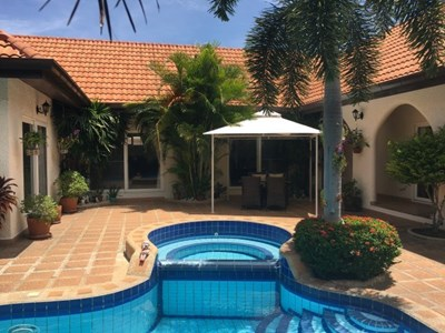 Nirvana Pool Villa - House - Pattaya East - East Pattaya