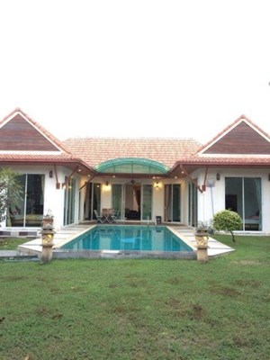AD House - House - Pattaya East - Khao Talo