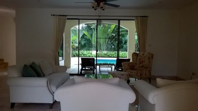 Spacious Family Home with Private Pool for Rent - House - Pattaya East - East Pattaya