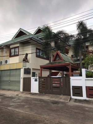 Siam Place 2 - House - Pattaya East - East Pattaya