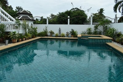 Temple Court  - House - Pattaya East - East Pattaya