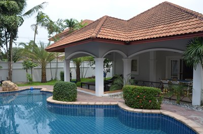 Suppranuch Villa - House - Pattaya East -
