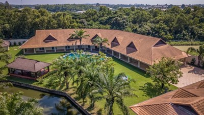 Large Private Luxury house with Guest house For Sale  - House - Pattaya East - Pattaya East
