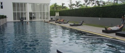 Single Bedroom Pad at Novana  - Condominium - Pattaya South - Pattaya City
