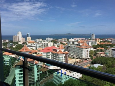 City view Axis Condo - Condominium - Pratumnak Hill - Pratumnak  Hill, Pattaya, Chon Buri