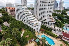 Seaview Condo at Wong Amat - Condominium - Wong Amat Beach -