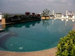 hydepark residence Condominios en alquiler en Pratumnak Pattaya