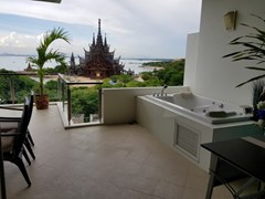 the sauctuary Condominiums to rent in Wong Amat Pattaya