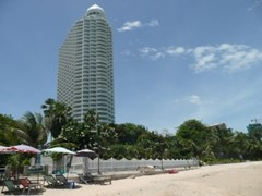 park beach – wong amat beach Condominiums to rent in Naklua Pattaya