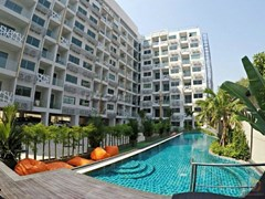 water park condominium for sale in South Pattaya Pattaya