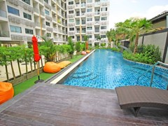 water park condominium to rent in South Pattaya Pattaya