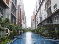 the trust central pattaya Condominios para la venta en Central Pattaya Pattaya