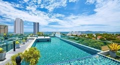 pratumnak studio condo for sale at laguna bay 1 for sale in Pratumnak Pattaya