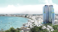 city garden tower condominiums  in South Pattaya