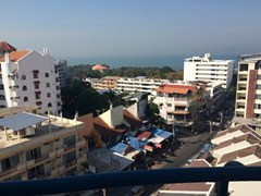 peak condo for sale in Pratumnak Pattaya