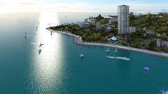 wong amat tower Condominiums for sale in Wong Amat Pattaya