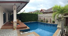 Pool Villa - House - Pattaya East - Crocodile