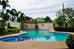 SP Village 3 - House - Pattaya East - Siam Country Club