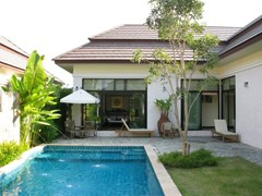 Baan Anda - House - Pattaya East - East Pattaya