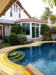 Green Ville - House - Pattaya East - Soi Siam Country Club