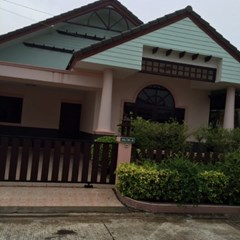 baan dusit 1 house for sale in Ban Amphur