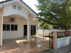 poolsukpark village 4 house for sale in Ban Amphur