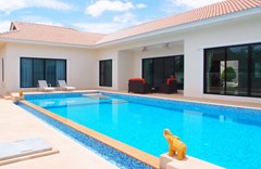 santa maria house for rent in East Pattaya
