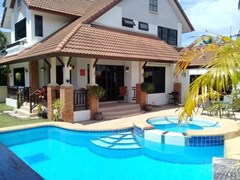 central park 4 casa en alquiler en al este de Pattaya