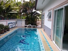 Baan Dusit Pattaya house For sale and for rent in Central Pattaya