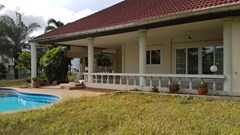 Swiss Paradise Village house for rent in Pattaya