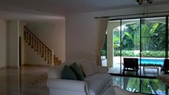 spacious family home with private pool for rent house for rent in East Pattaya