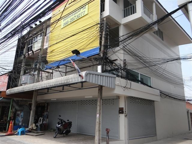 Thepprasit Intersection - Commercial -  - Pattaya, Pattaya, Chon Buri