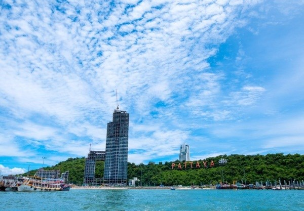 Bali Hai View Business Center - Commercial - Jomtien - Jomtien